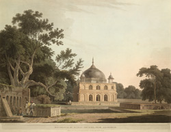Mausoleum of Sultan Chusero, near Allahabad